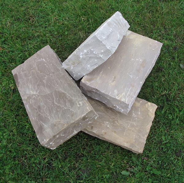 mursten i sandsten