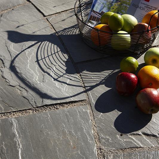 grey sandstone cirkel Ø 4 meter