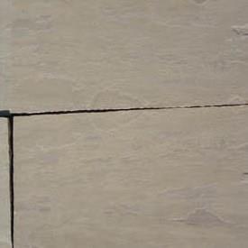 trappetrin i olive sandsten