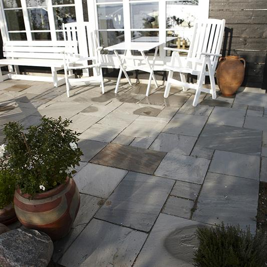 Grey sandstone - arkitektmønster