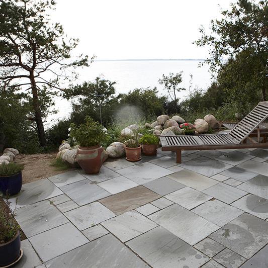 grå sandsten 29x60 cm