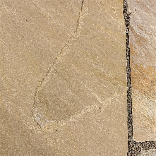 Olive sandstone - large opus mix